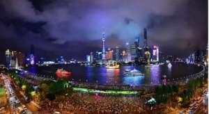 """霓虹灯下,看""""夜上海""""如何谱写璀璨历史资阳"""